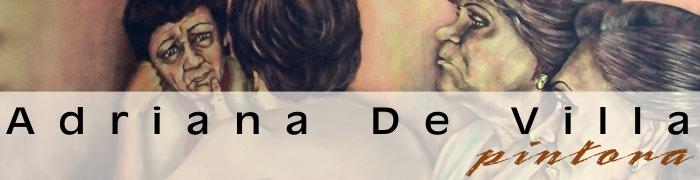 La tertulia, Adriana de Villa